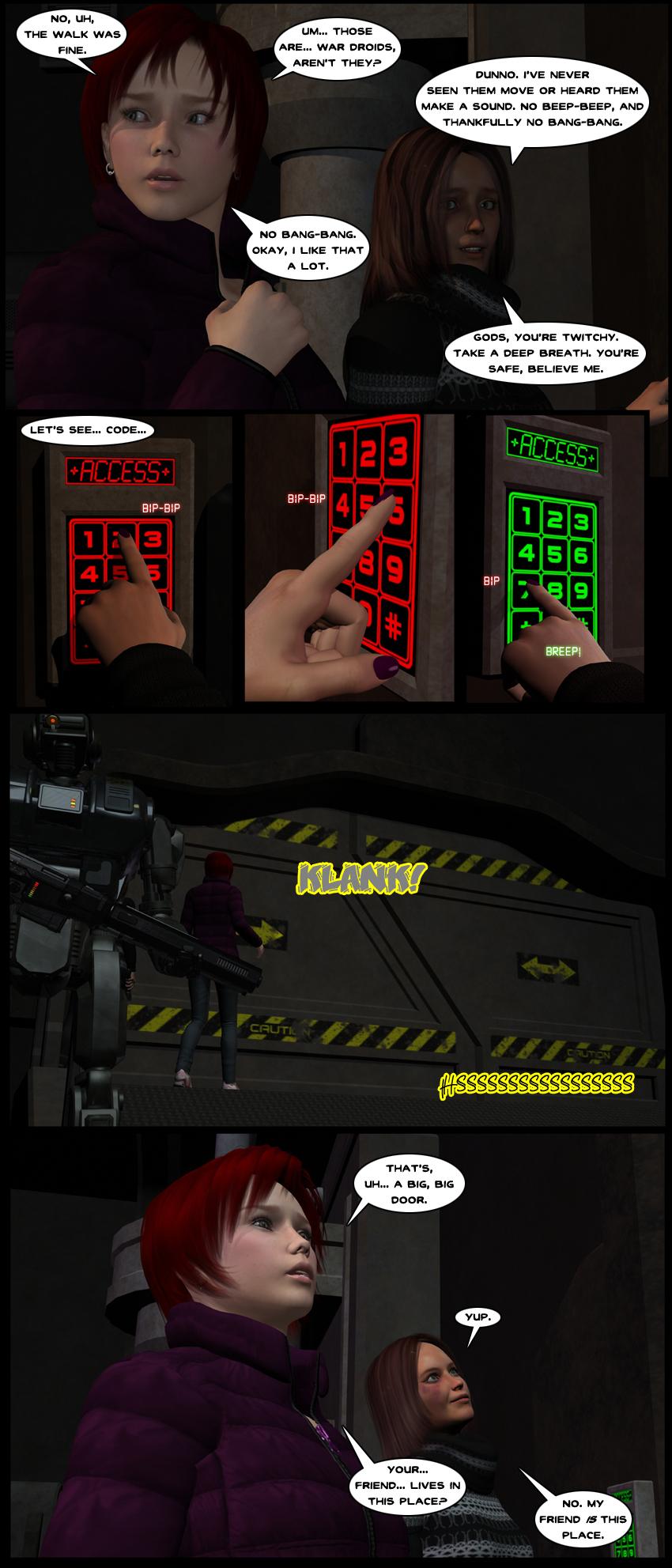 Final Door...